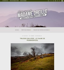 Blog voyage Madame Oreille