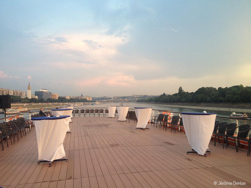 Croisière sur le Danube à Budapest