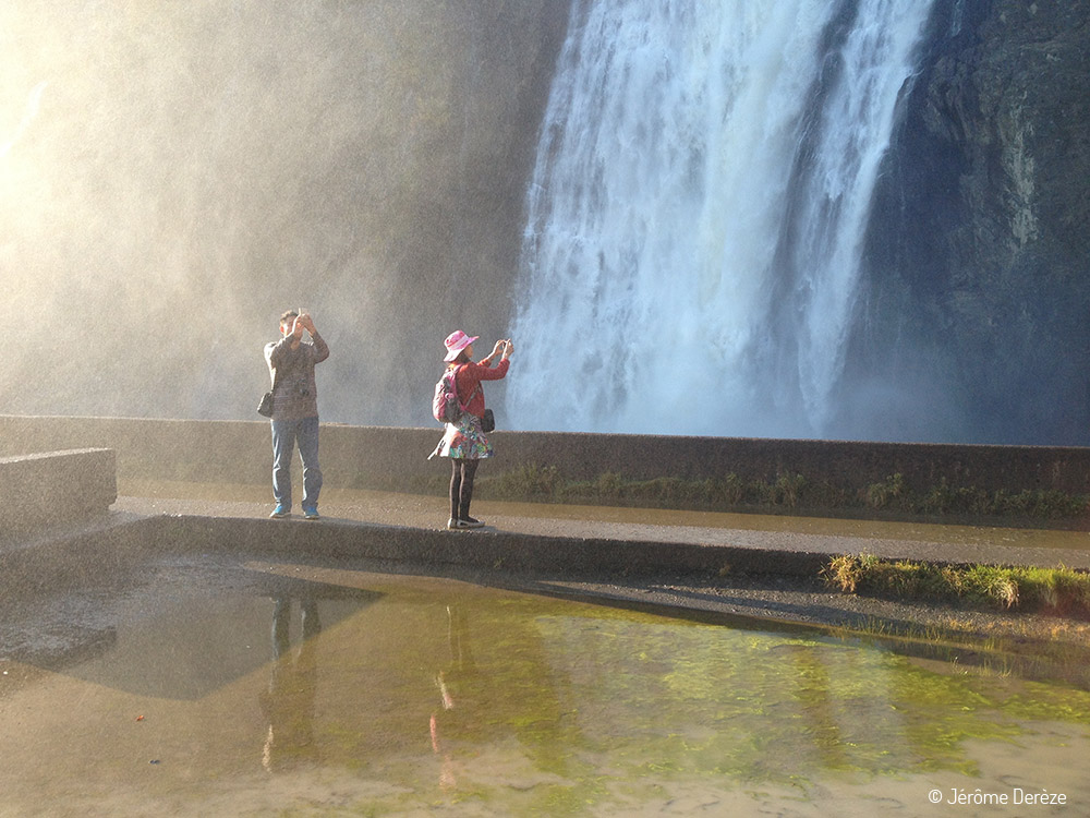 Visiter la chute Montmorency