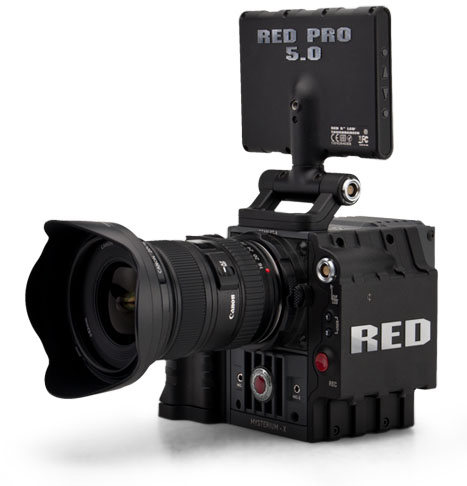 Caméra Red