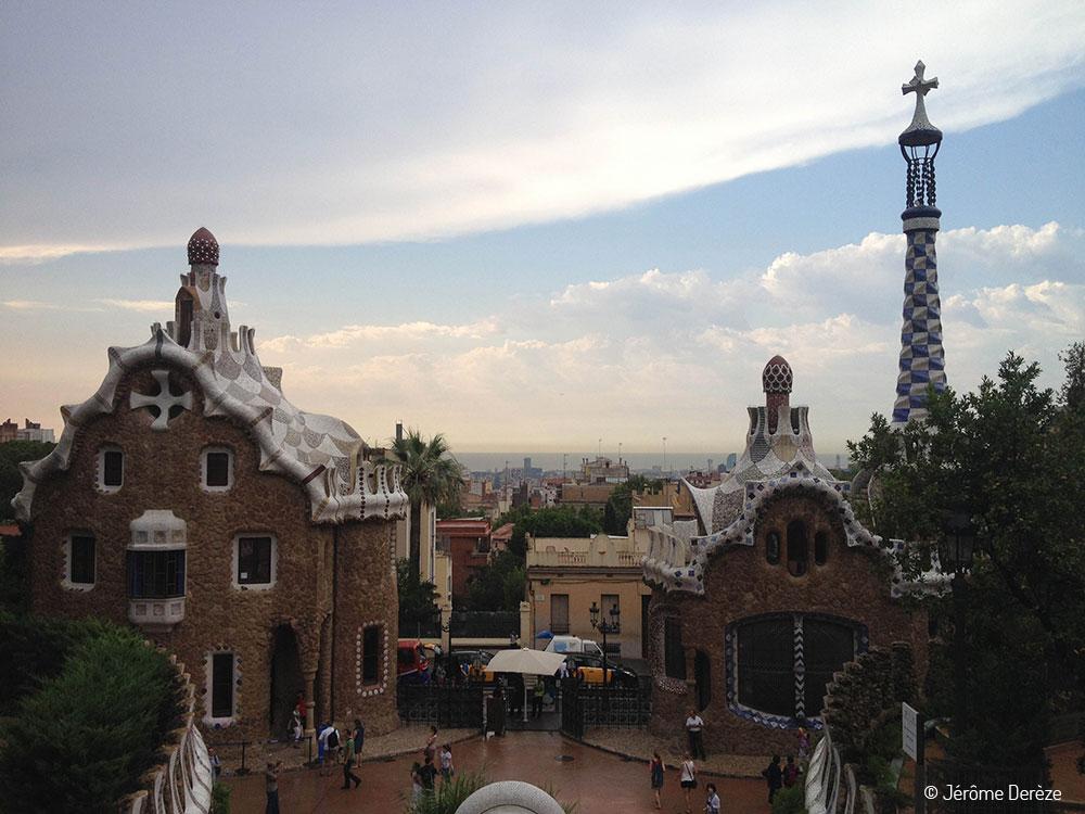 Voyager à Barcelone - Voir Gaudi à Barcelone - Parc Guell