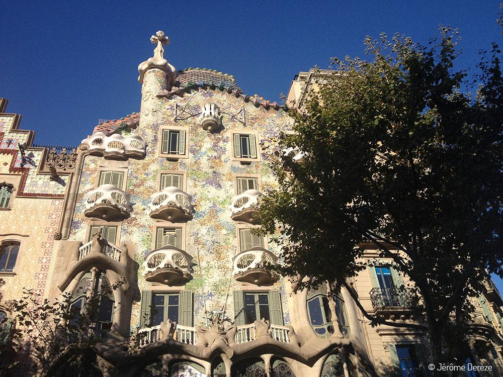 Voyager à Barcelone - Voir Gaudi à Barcelone