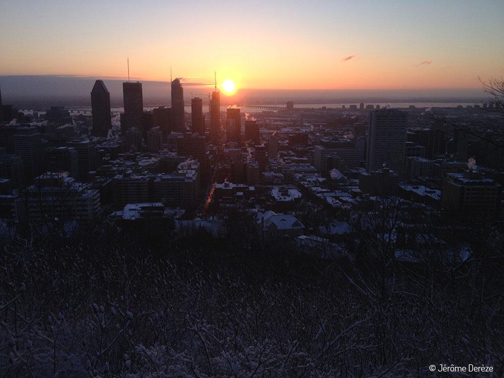 Faire un PVT Canada à Montréal - Arrivée à Montréal