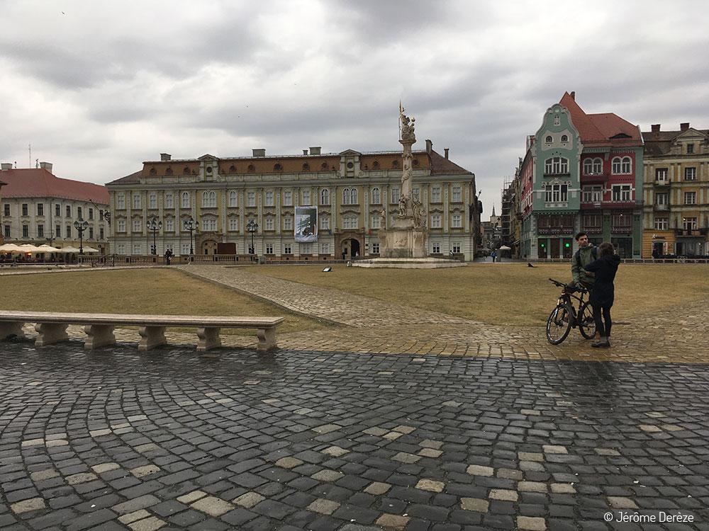 Voyage solo à Timisoara et Belgrade