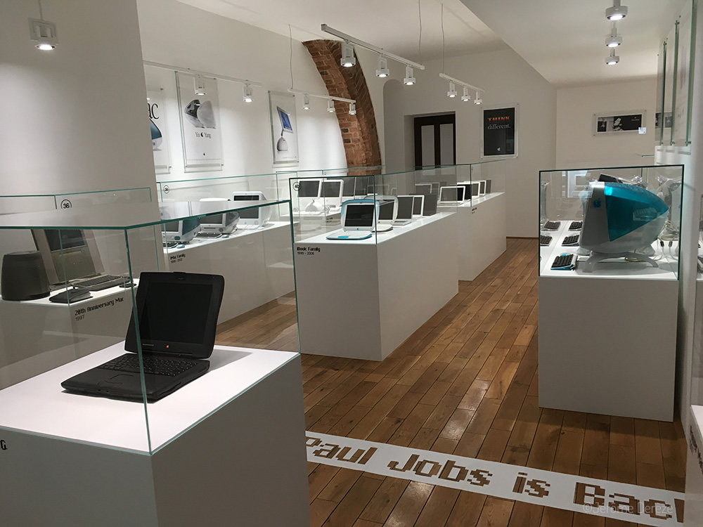 Musée Apple à Prague