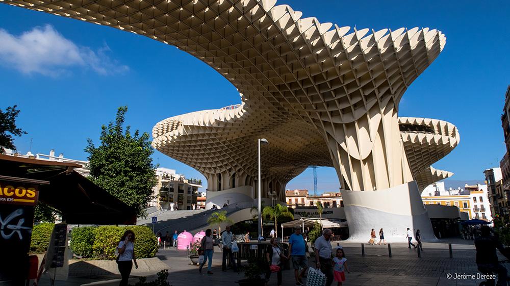 Metropol Parasol à Séville
