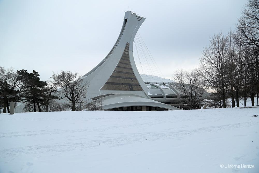 Parc Olympique de Montréal