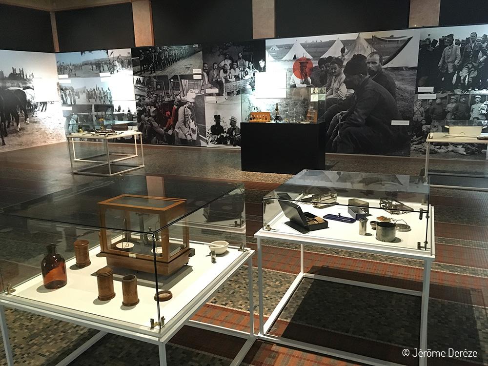 Intérieur du Musée historique de Serbie