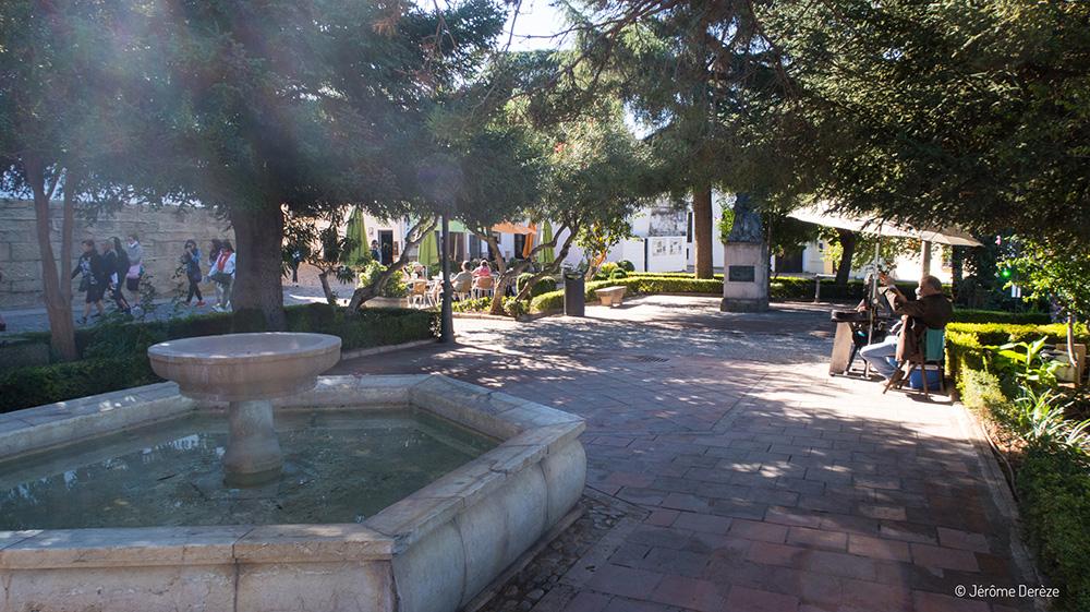 Visiter les belles rues de Ronda en Andalousie