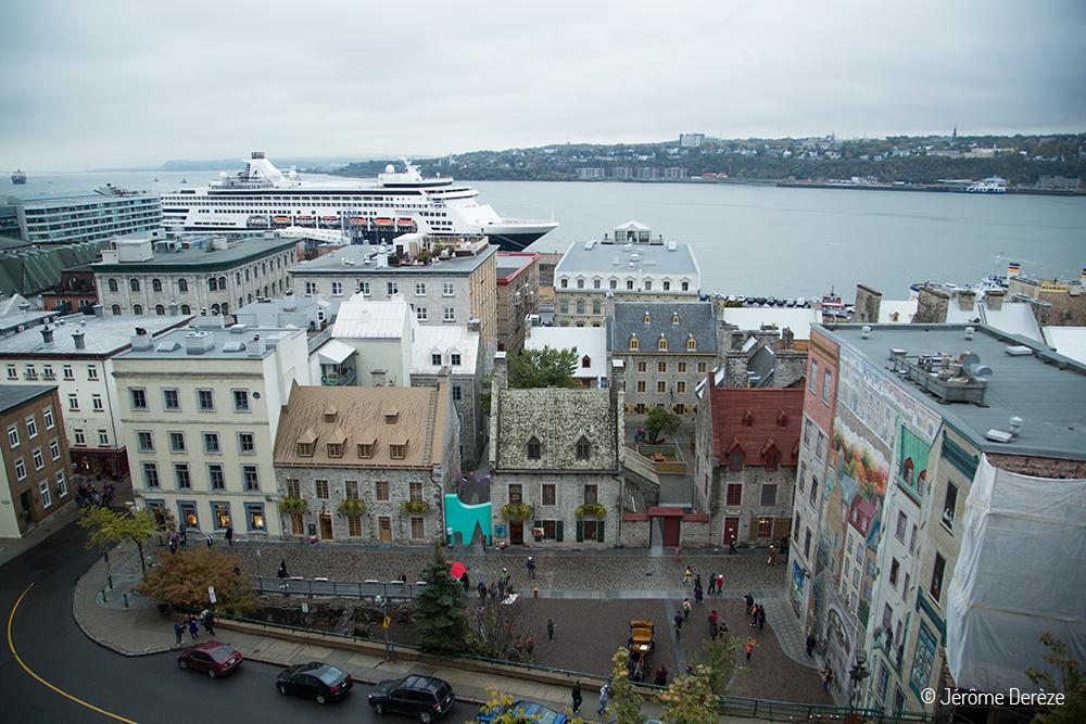 Visiter Québec - Vieux-Québec