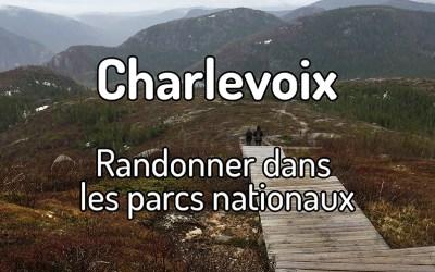 Randonner à Charlevoix