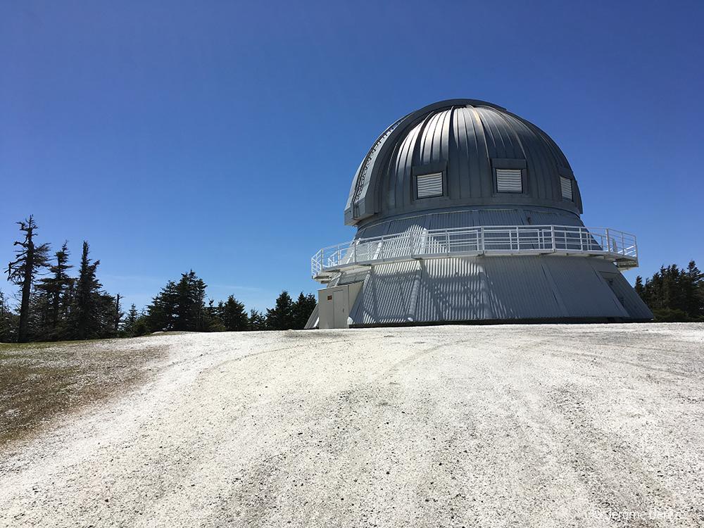 Observatoire au Parc national du Mont-Mégantic