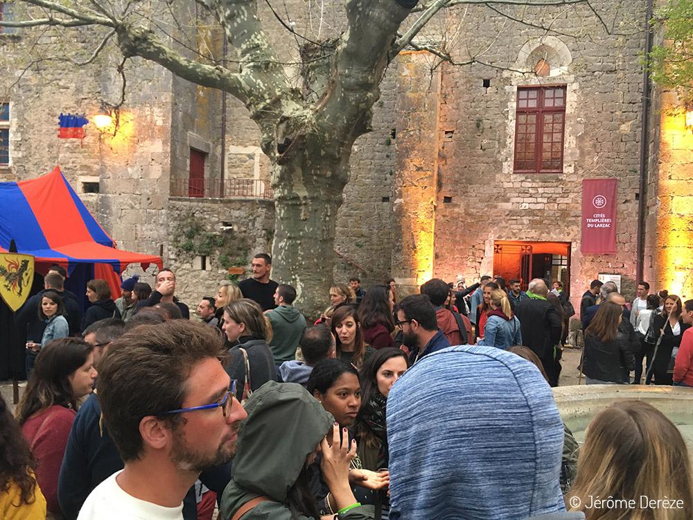 WAT18 Aveyron - Salon des blogueurs de voyage