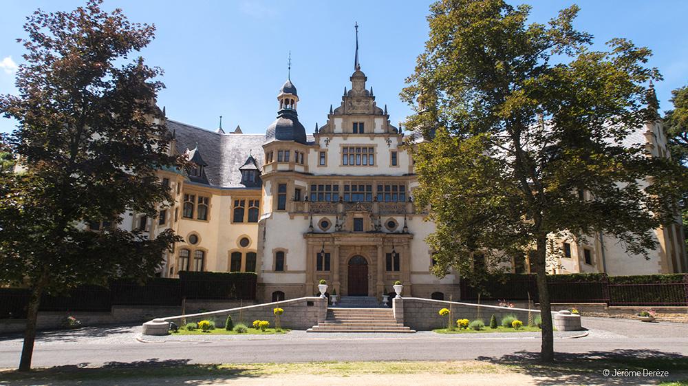 Visiter le Palais du Gouverneur de Metz