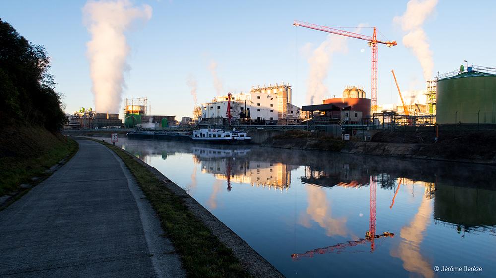 RAVeL W6 Namur-Charleroi