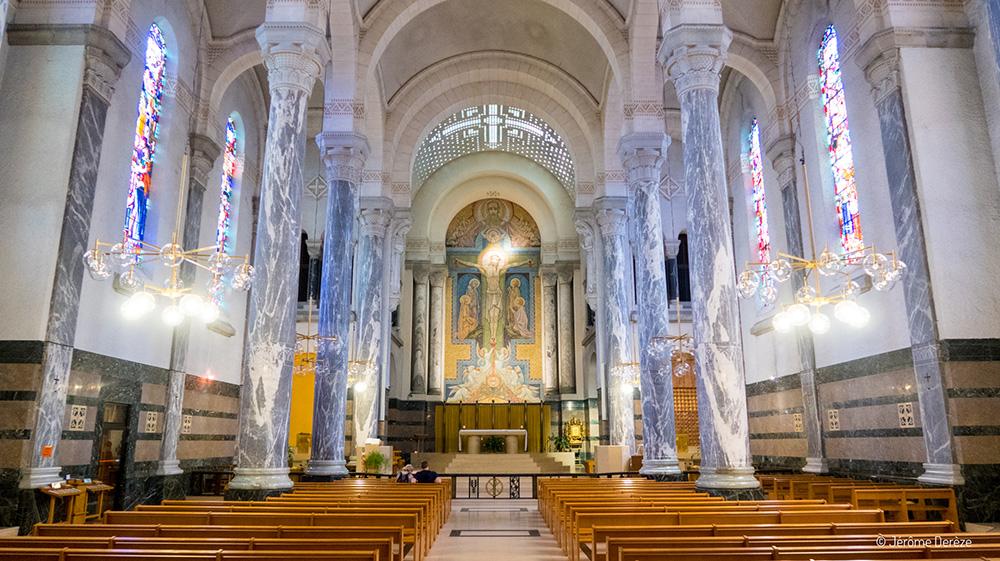 Basilique de la Visitation à Annecy