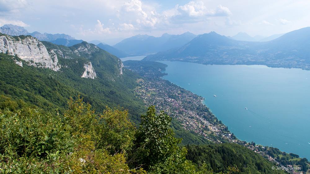 Randonner à Annecy et voir le Lac d'Annecy