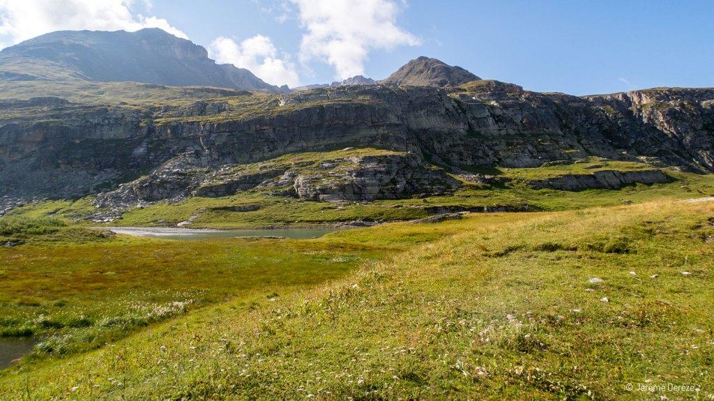 Randonnée facile dans le Parc national de la Vanoise