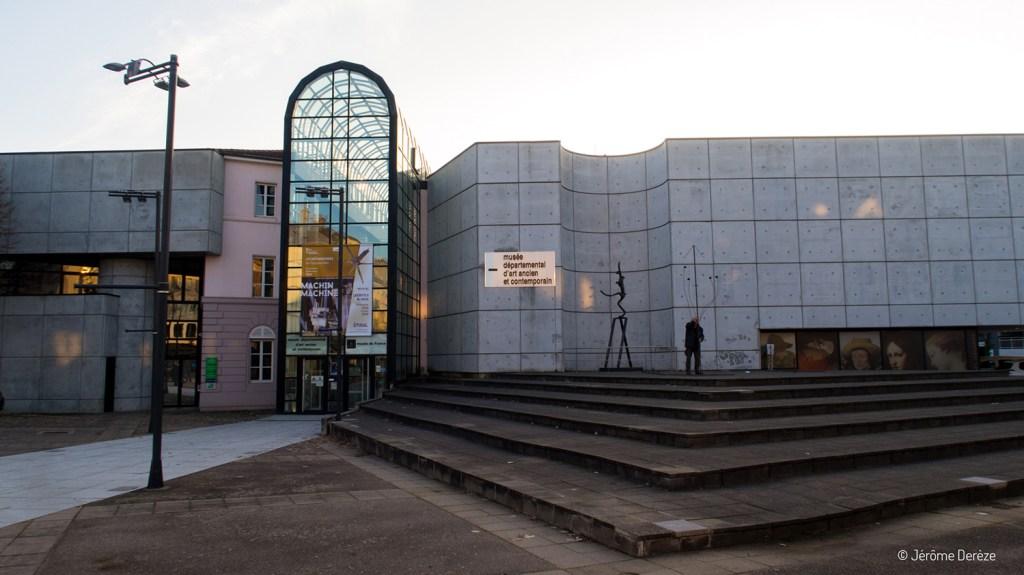 musée d'art ancien et contemporain à épinal