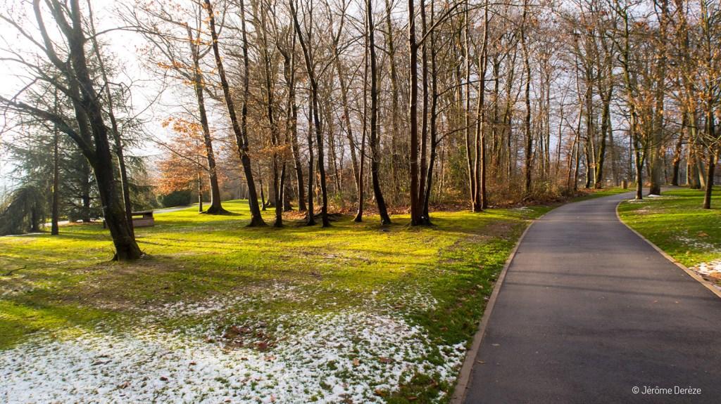 parc du château d'épinal