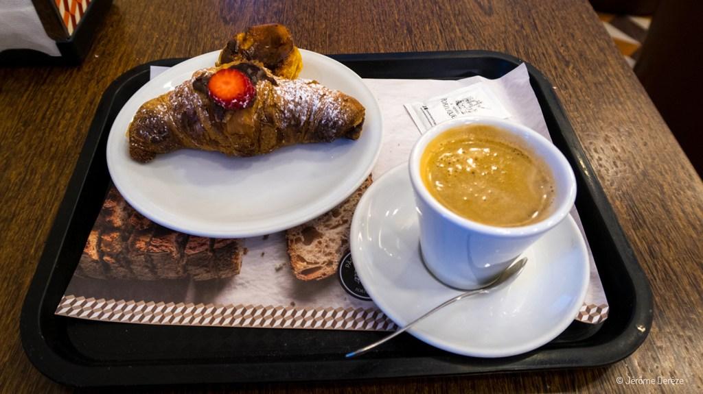 Manger à A Padaria Portuguesa à Lisbonne