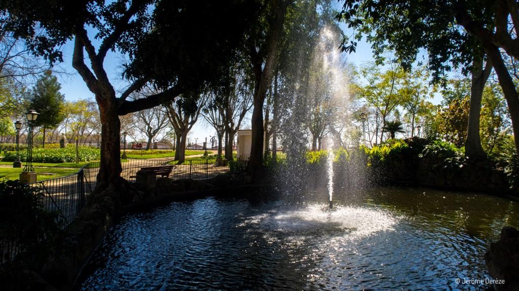 Jardin public d'Evora