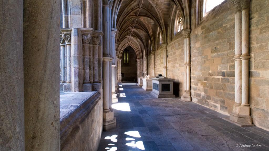 Cloitre de la cathédrale d'Evora