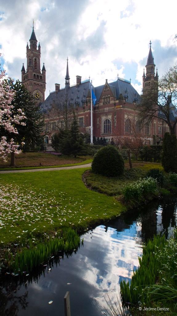 Palais de la Paix à La Haye