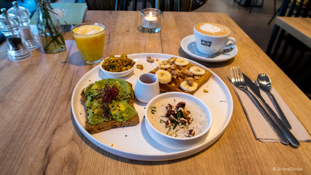 manger végétarien à Rotterdam - sue