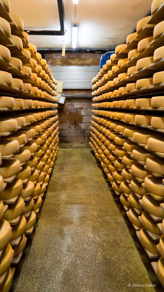 cave de fromage à verbier