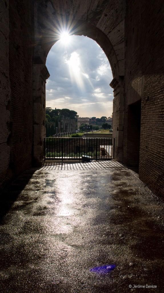 fenêtre du Colisée