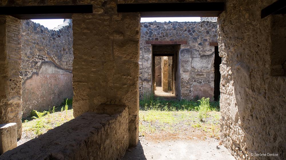 habitations de pompéi