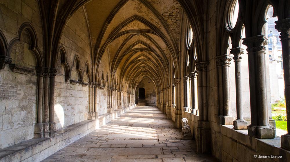 Cloître Saint-Etienne à Toul