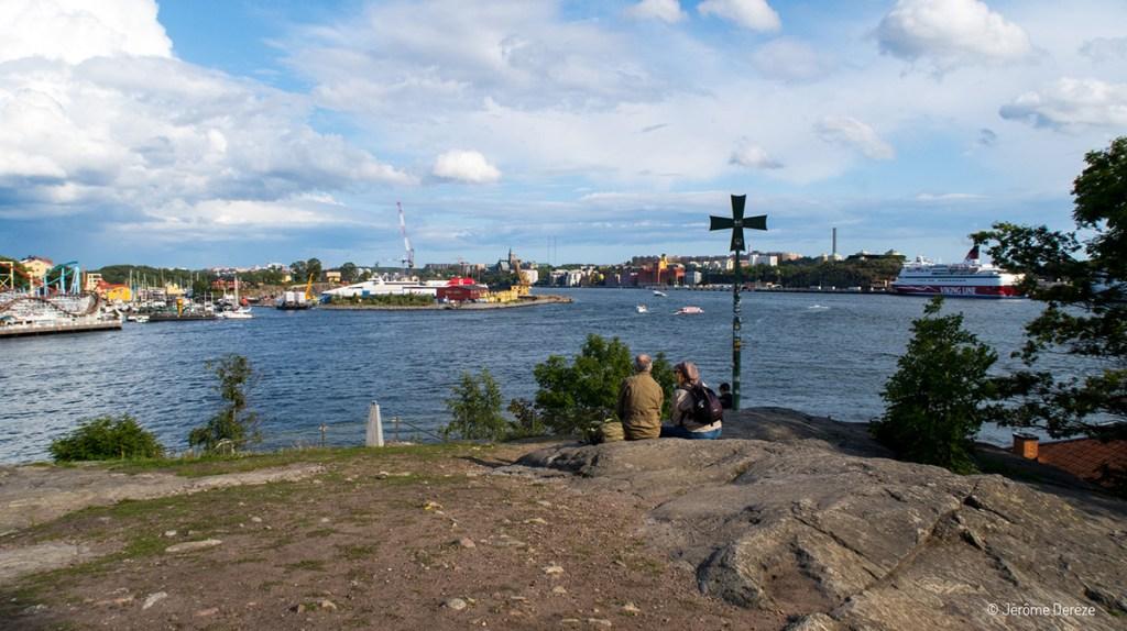 visiter les îles de stockholm