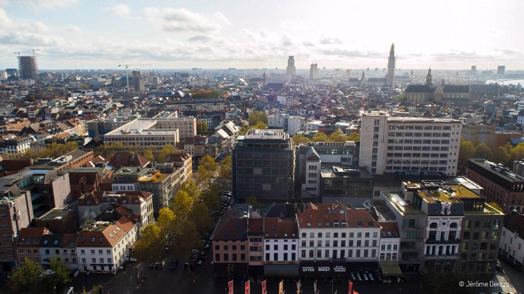Belle vue à Anvers au Musée MAS