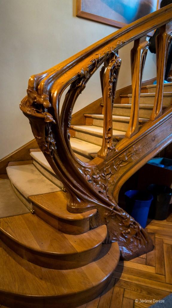 Escalier de Villa Majorelle