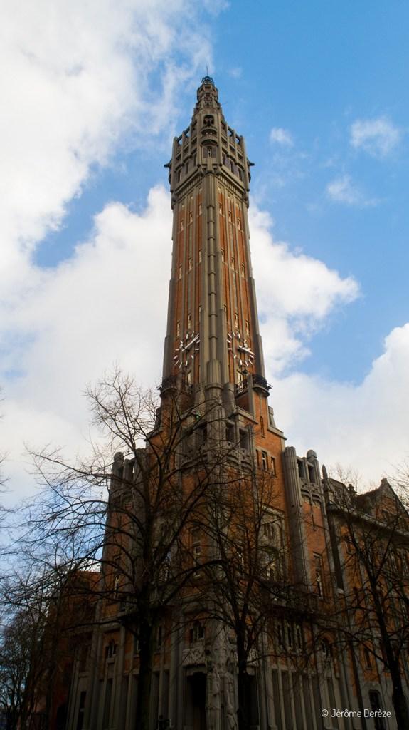 Visiter le Beffroi de Lille