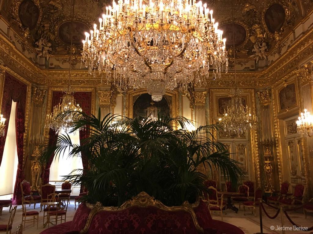 Visiter les salles du Louvre