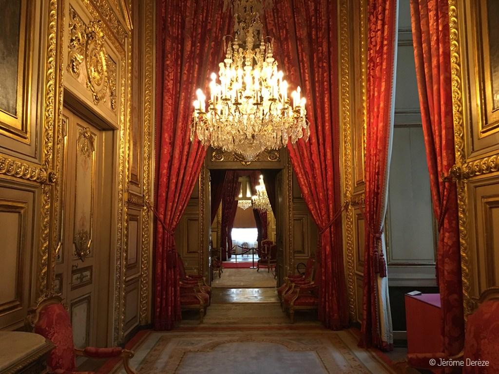 Salle du Louvre