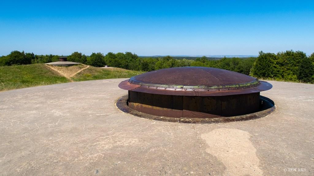 Au-dessus du fort de douamont