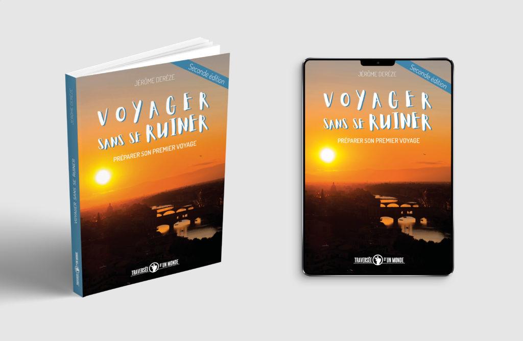 livre sur comment voyager en solo