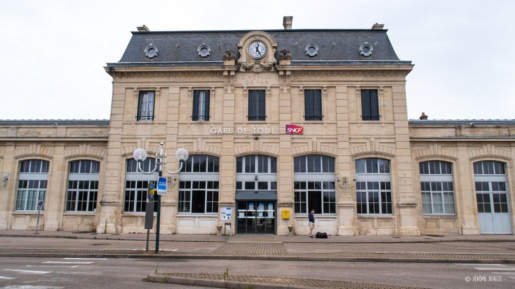 Gare de Toul