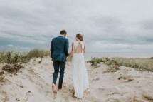 Surf Lodge Montauk Wedding - Annie & Reece Traverse
