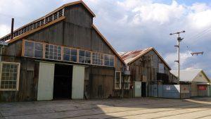 Launceston Railway Workshop
