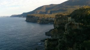 Lookout at Tasmans Arch