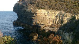 Dolerite Cliffs