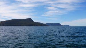 View of Cape Pillar