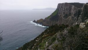 View of Cape Raoul