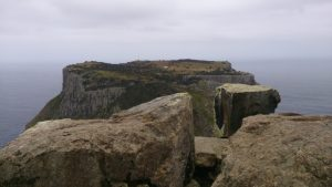 View of Tasman Island from The Blade
