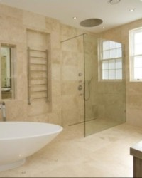 IVORY TRAVERTINE TILES HONED & FILLED WALL AND FLOOR TILES ...